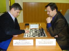 Второе шахматное первенство России среди адвокатов, г.Звенигород