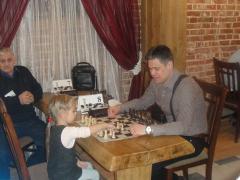 Третий чемпионат по шахматам среди адвокатов «Белая королева»